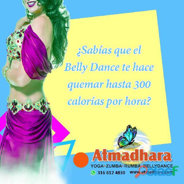Belly dance los sábados