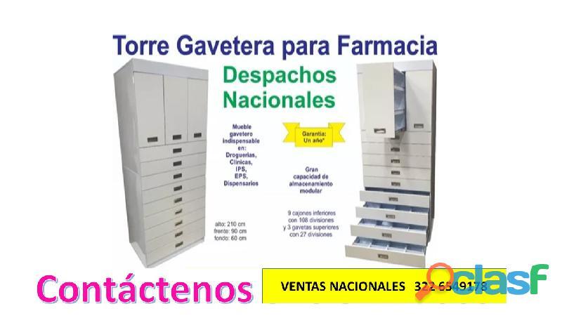 Mueble para el almacenamiento de medicamentos