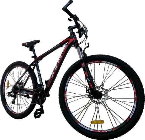 Bicicleta todoterreno aluminio shimano 24 vel rin 27.5 + obs