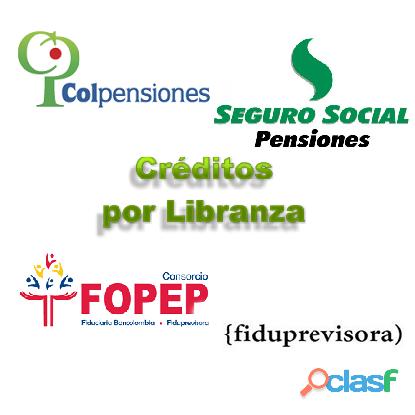 Créditos para pensionados y empleados públicos de todas las pagadurías sí necesitas din