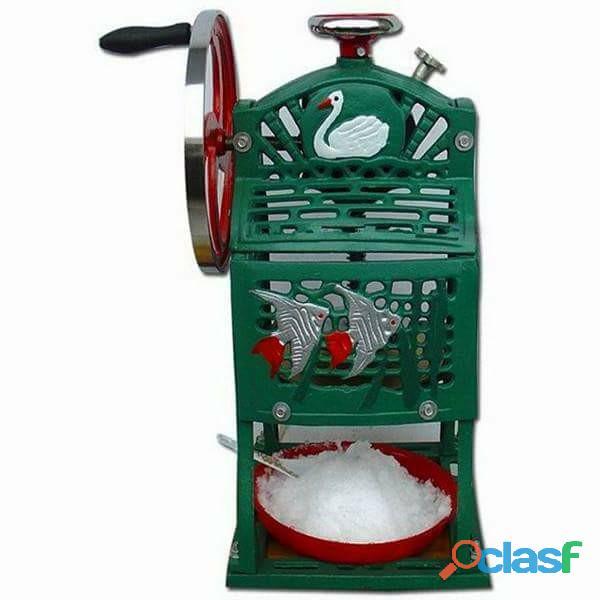 Oferta raspa hielo manual