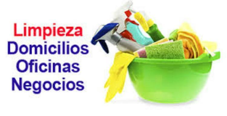 Limpieza domestica a domicilio