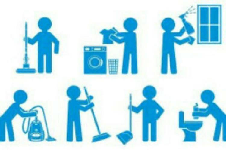 Ofrecemos nuestros servicios aseo total
