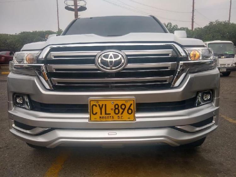 Toyota sahara at mod 2008 blindaje 2plus