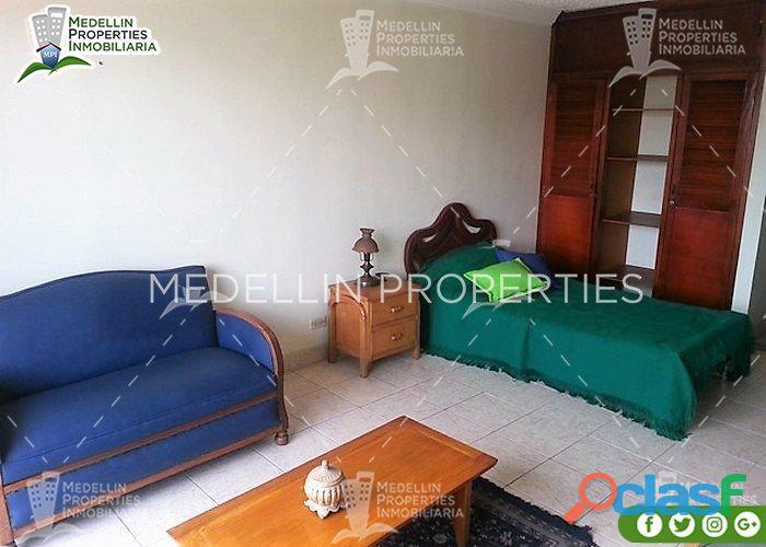 Apartamentos amoblados en alquiler medellín cód: 4432