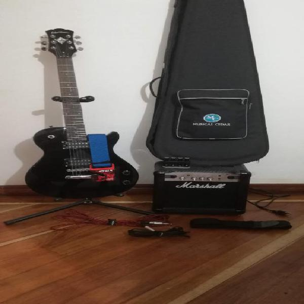 Combo guitarra electrica washburn win14