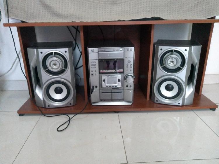Equipo sonido sony modelo hcd dp700