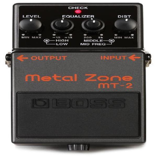 Vendo pedal boss metal zone mt2