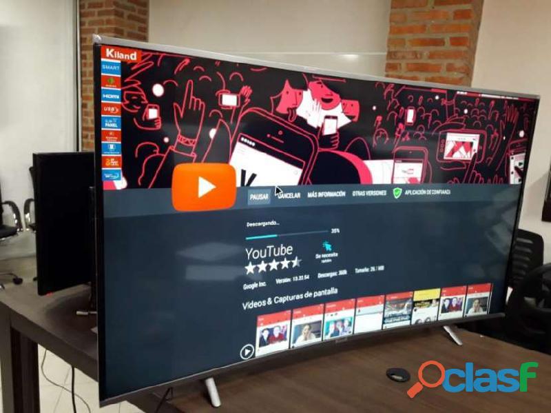 Smart tv de 65 pulgadas nuevo