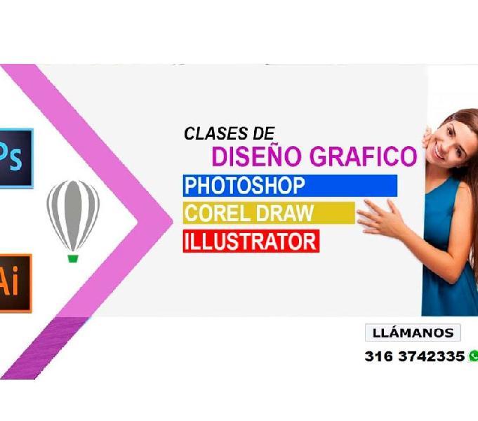 Cursos practicos diseño grafico