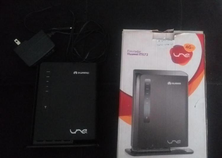 Modem router huawei e5172 simcard wifi usb