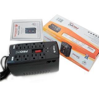 Regulador de voltaje pro pc 1000 nicomar
