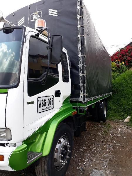 Camion chevrolet ftr