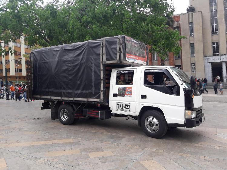 Jmc camión 2.8 cc
