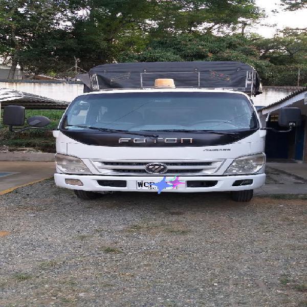 Se vende camion foton doble cabina