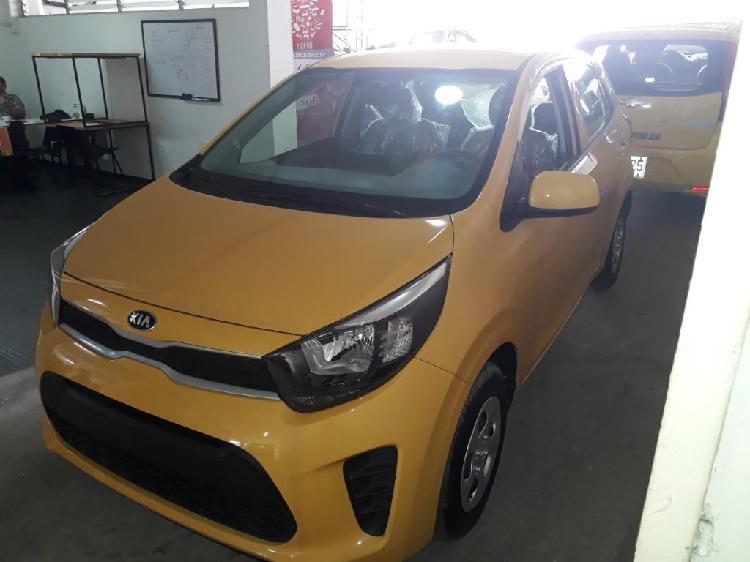 Taxi financiado kia picanto nuevo 2020