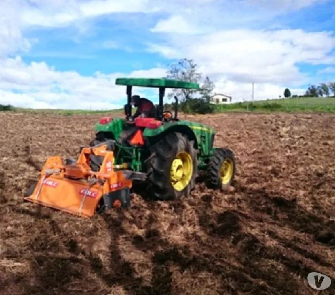 Tractor john deere 5090e 89hp - creeper modelo 2015