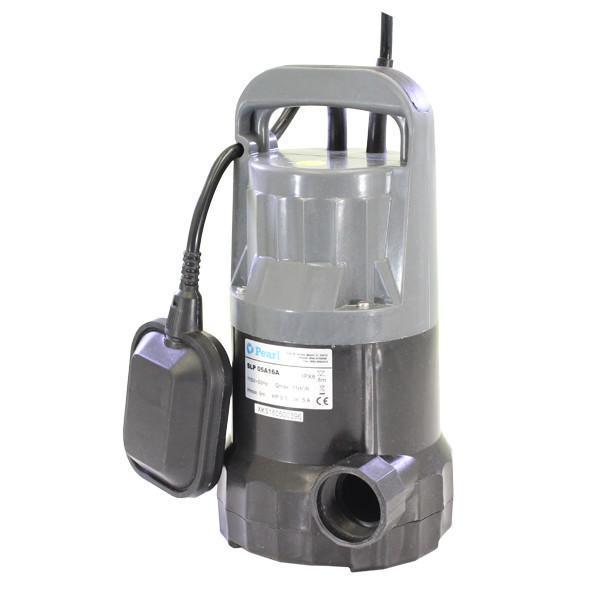 Bomba sumergible para aguas limpias 1/2 hp pearl