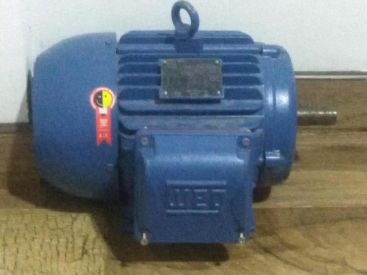 Vendo motor electrico trifasico