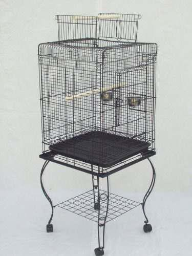 Jaulas brand new parrot bird cage cages