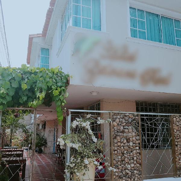 Se vende hotel en santa marta