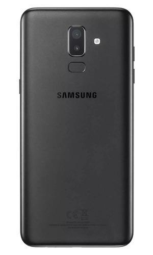 Samsung galaxy j8 2018 64gb 3 ram+ forro goma+ vidrio 5d
