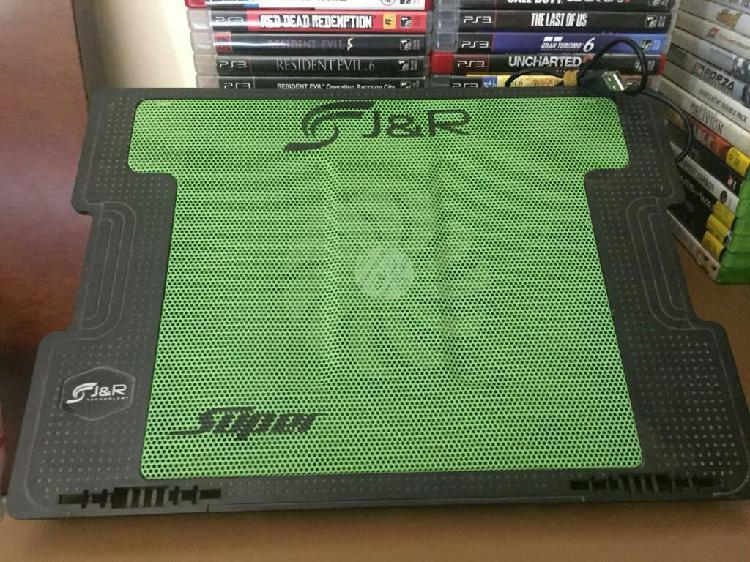 Ventilador cooler consolas pc portatil play xbox nintendo