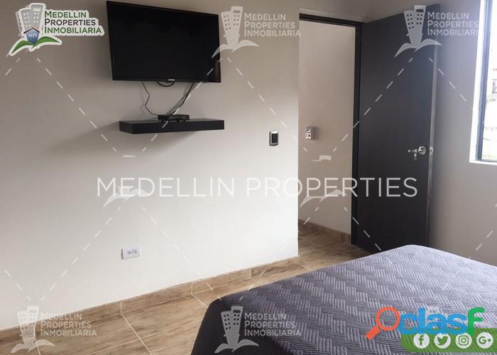 Alojamientos Empresariales y Turísticos en Medellín Cód: 4846