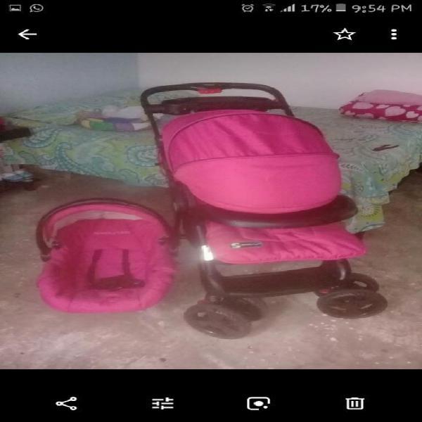 Ala venta coche con porta bebe