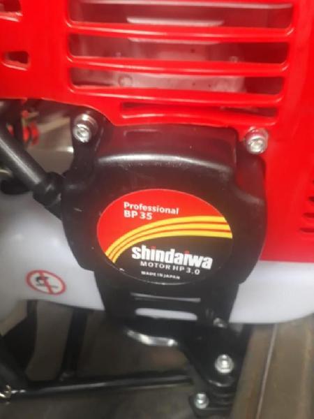 Guadaña de espalda shindaiwa bp.35 nueva