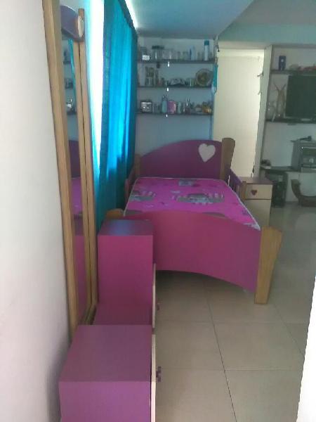 Juego de cuarto y cama para niña en Bucaramanga 【 REBAJAS ...