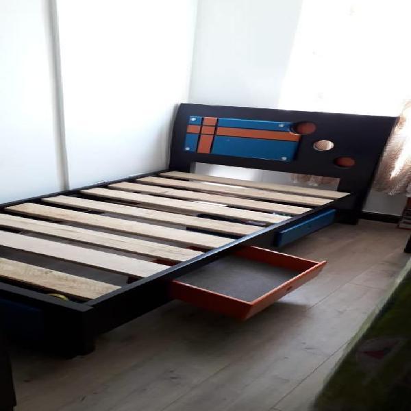 Vendo cama cuna precio negociable