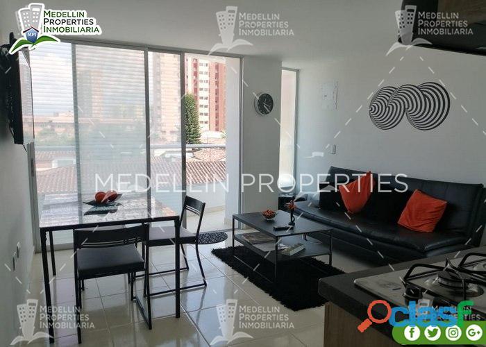 Apartamentos amoblados baratos en sabaneta cod: 5043
