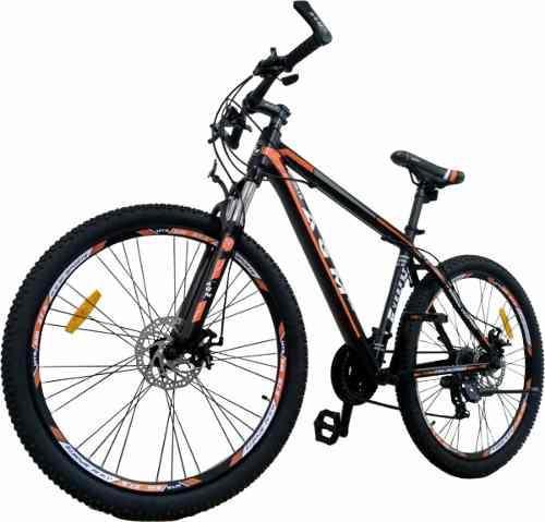 Bicicleta todo terreno aluminio shimano 24 vel rin 27.5 + ob