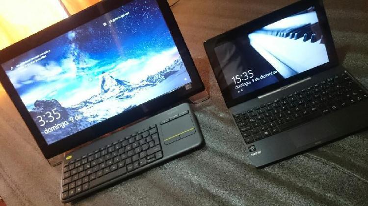 2 x 1 computador all in one pc smart aio series y computador