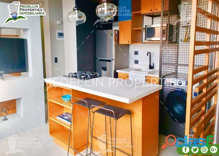 Apartamentos amoblados economicos en medellín cód.: 4938