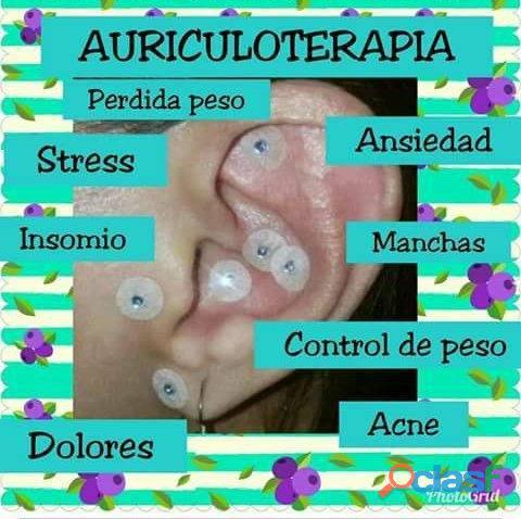 Auriculoterapia para bajar de peso medellin colombia