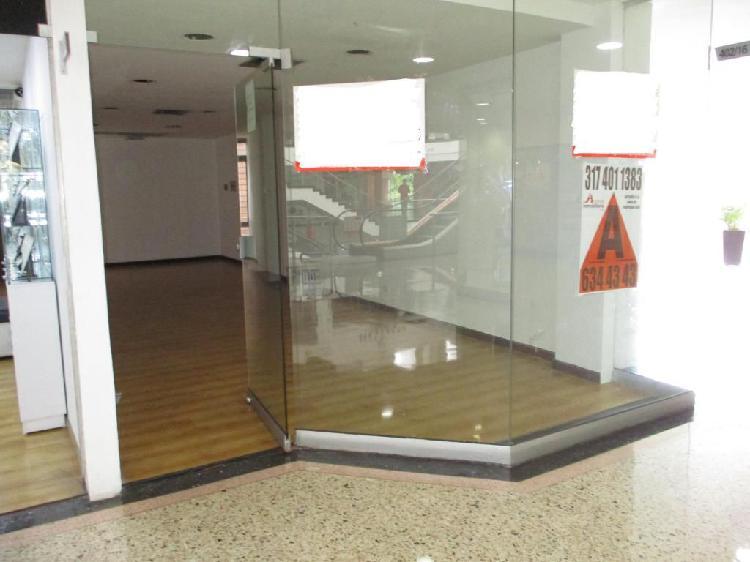 Arriendo local centro comercial cabecera iv etapa