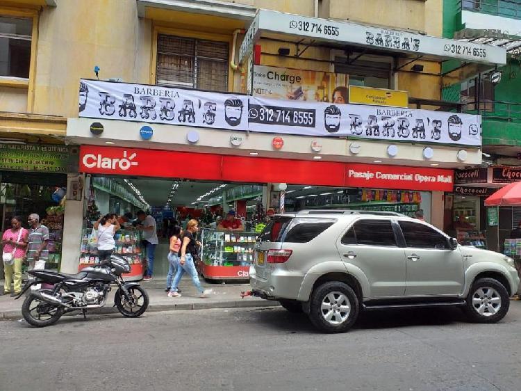 Arriendo local comercial ubicado en el centro de medellin