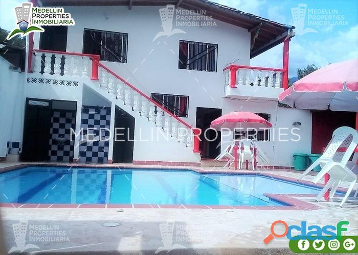 Casa finca amoblada en san jerónimo cod: 4987
