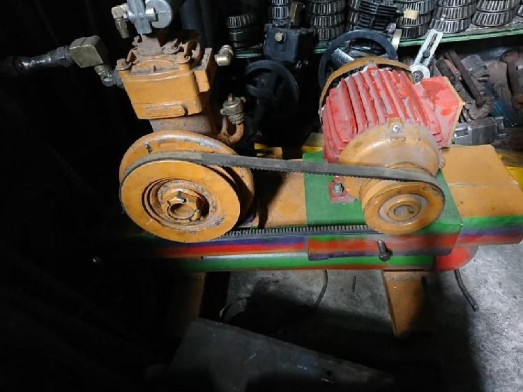 Compresor completo motor trifasico
