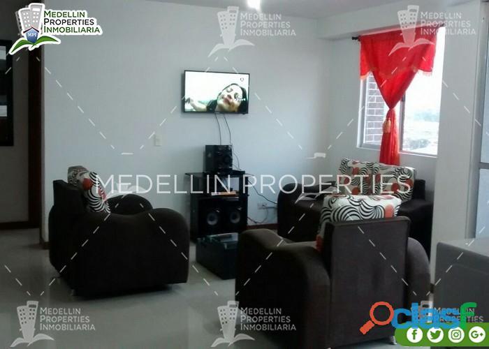 Alquiler de apartamentos amoblados en sabaneta cód: 4863