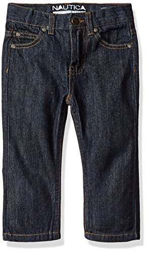 Nautica Baby Boys 5pocket Skinny Fit Denim Jean