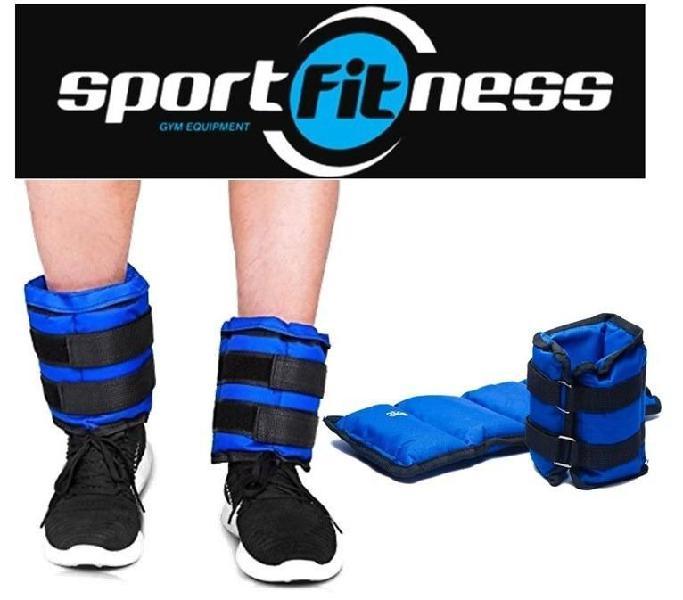 globo rutina Gigante  Pesas tobilleras muñecas brazos ajustables sport fitness en Acacías | Clasf  deportes-y-nautica