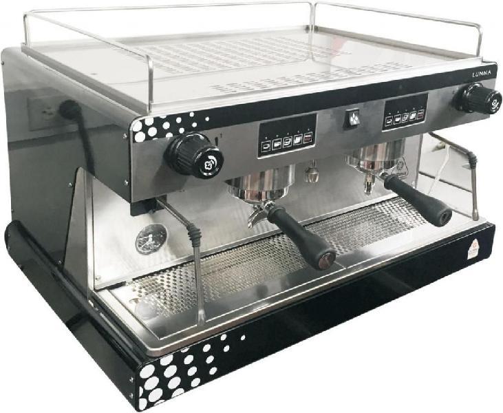 Maquina para café espresso wega lunna 2g evd