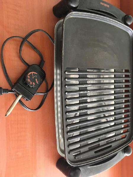 Plancha para asar electrica