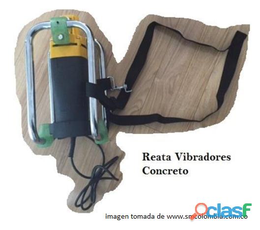 Vibradores concreto guayas agujas construccion
