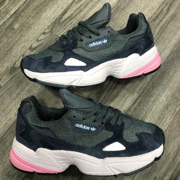 Adidas falcon para mujer importadas /1 en Cali 【 REBAJAS ...