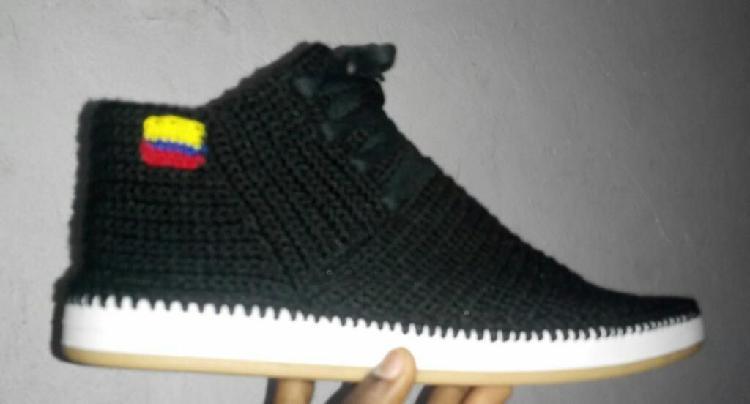 Crochet Zapatos Tejidos Rebajas Junio Clasf