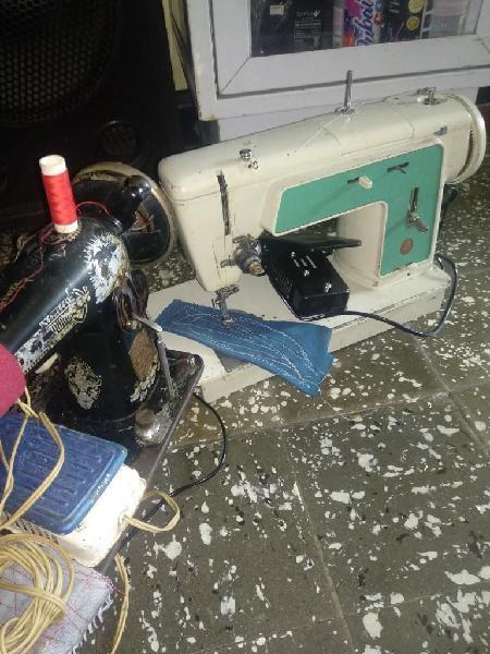 4 maquinas coser singer,varias referenci